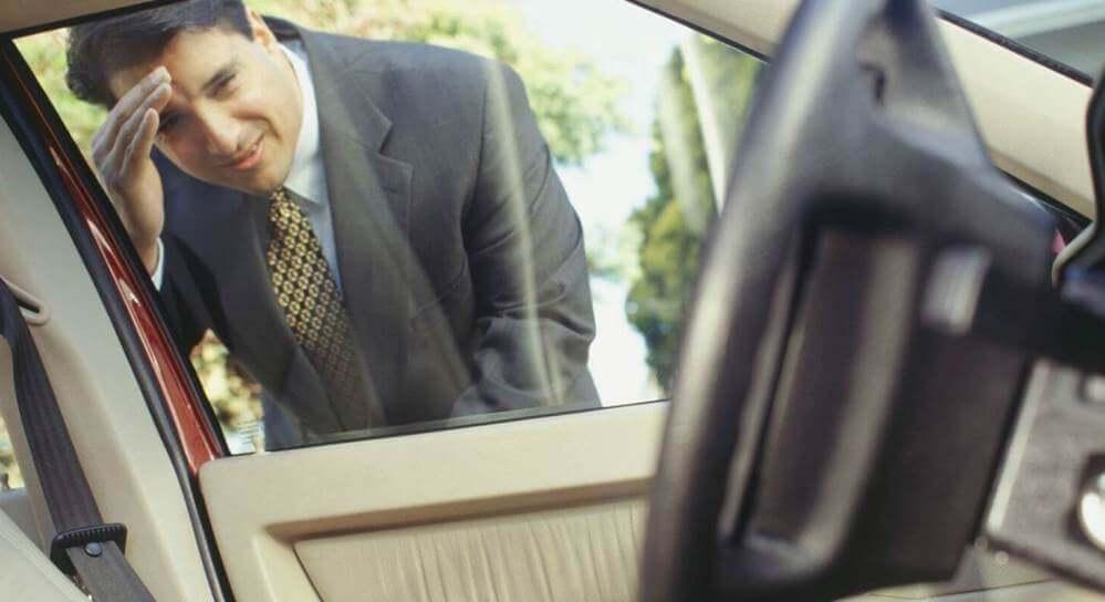 Как можно открыть автомобиль без ключа?